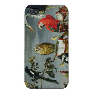 Concert of Birds iPhone 4 Cover