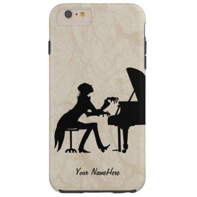Concert Pianist Personal Tough iPhone 6 Plus Case