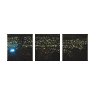 Concert Stars Canvas Print