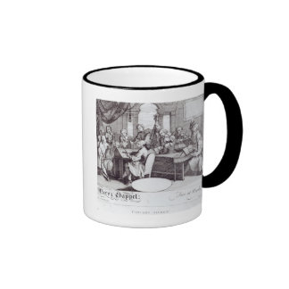 Concert Ticket for Mary's Chapel Ringer Coffee Mug