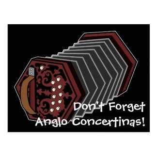 Concertina Anglo Postal