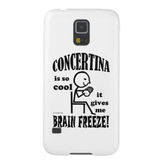 Concertina, Brain Freeze Case For Galaxy S5