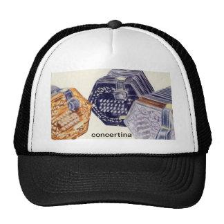 Concertina Trucker Hat