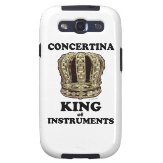 Concertina King of Instruments Galaxy S3 Case