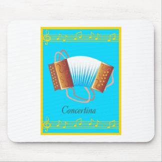 concertina mouse pad