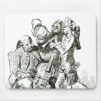 Concerto Spirituale, published 23rd March 1773 Mouse Pad
