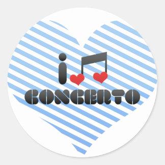 Concerto Sticker