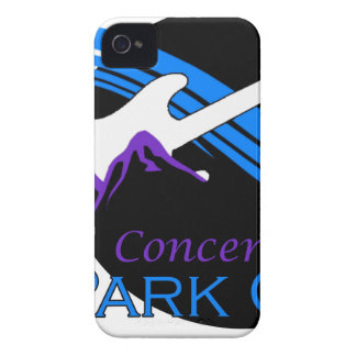 concerts at park city iPhone 4 Case-Mate case