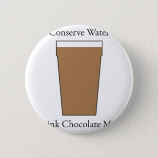 Concerve Water Drink Chocolate Milk Button