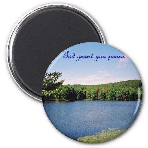 Concesión de dios usted paz, el Quabbin Imanes