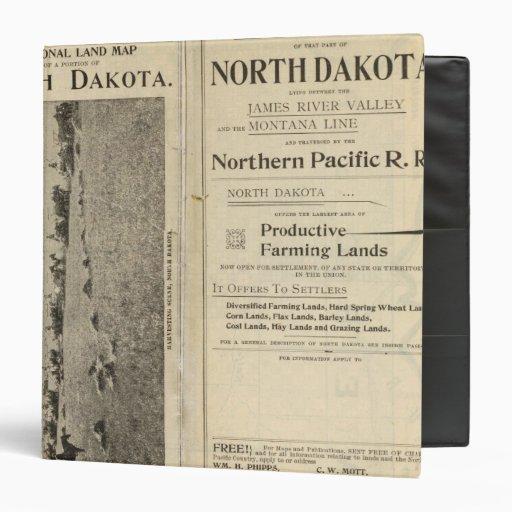 Concesión de tierras de Dakota del Norte