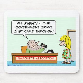 concesión del gobierno de la asociación de los ana tapetes de raton