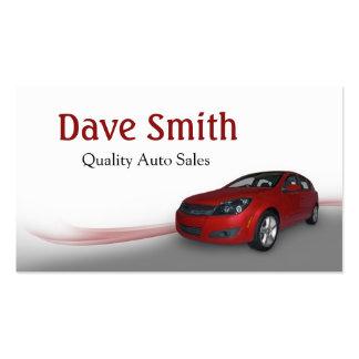 Concesionario de coches usado y servicio tarjeta personal