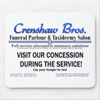 Concession Stand Mouse Pad