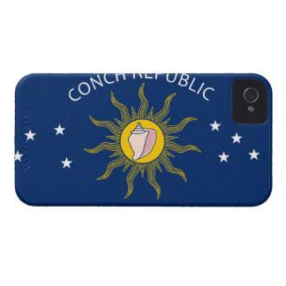 Conch Republic Flag Blackberry Bold Cases