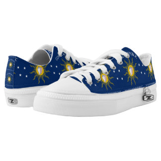 CONCH REPUBLIC - .png Low-Top Sneakers