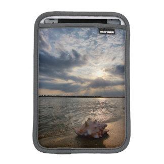 Conch Shell At Beach | St. Augustine, Fl iPad Mini Sleeve