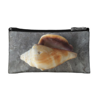 Conch Shell Cosmetic Bag