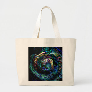 Conch Shell Large Tote Bag