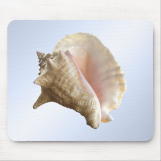 Conch Shell Mouse Pad