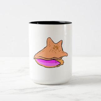 Conch Shell Coffee Mugs