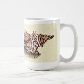 Conch Shell Mugs