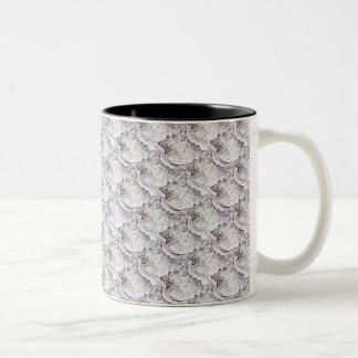 Conch Shell Pattern Mug