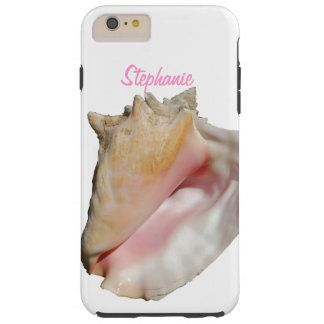 Conch Shell Tough iPhone 6 Plus Case