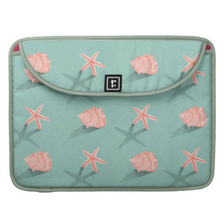Conch & Starfish Sleeve For MacBooks
