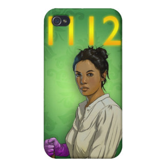 Conchita - 1112 Game Characters Covers For iPhone 4
