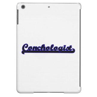 Conchologist Classic Job Design iPad Air Covers