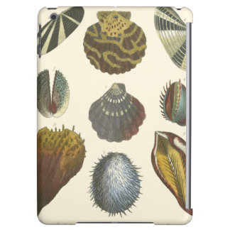 Conchology Collection iPad Air Cover