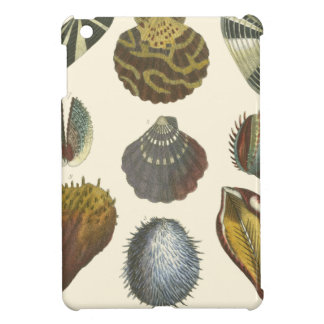Conchology Collection iPad Mini Covers