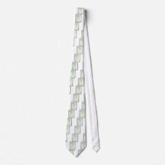 conchshell tie