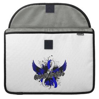 Conciencia 16 del ALS Fundas Para Macbook Pro