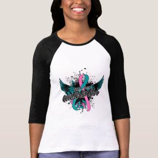 Conciencia 16 del gen de BRCA Camisetas