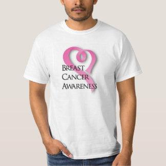Conciencia 2 del cáncer de pecho playera