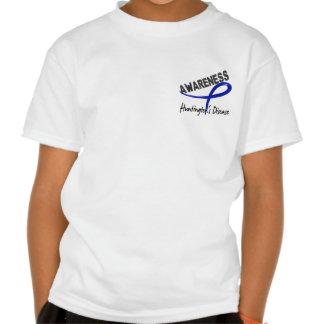 Conciencia 3 de la enfermedad de Huntington T Shirt