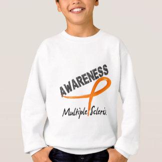 Conciencia 3 de la esclerosis múltiple sudadera