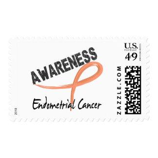 Conciencia 3 del cáncer endometrial envio