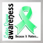 Conciencia 5 de la enfermedad celiaca poster