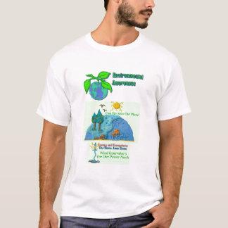 Conciencia ambiental hoy playera