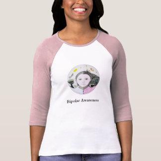 Conciencia bipolar camisetas