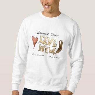 Conciencia colorrectal del cáncer suéter
