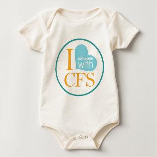 Conciencia crónica del cansancio mamelucos de bebé