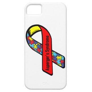 Conciencia de Aspergers iPhone 5 Cárcasas