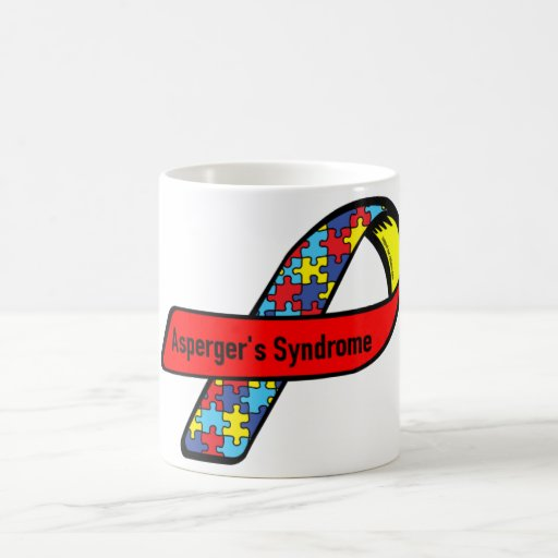 Conciencia de Aspergers Taza De Café
