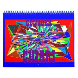Conciencia de Chiari Calendario