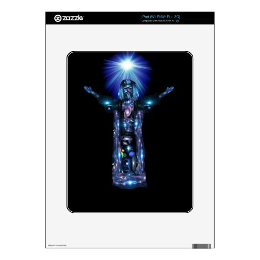 Conciencia de Cristo iPad Skins