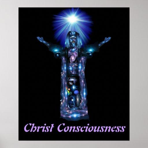 Conciencia de Cristo Posters
